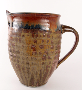 Pitcher in Copper