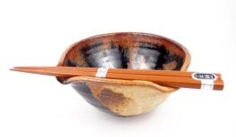 Traditional Chopstick Bowl