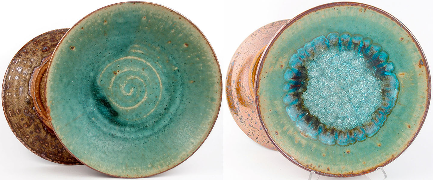 Color Samples Dock 6 Pottery