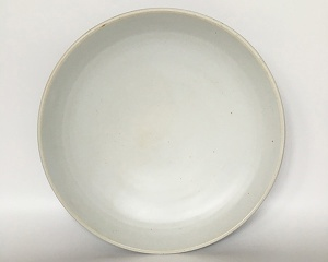 Bare Edged Plate